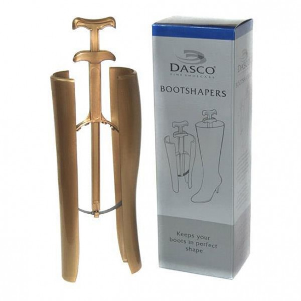 Dasco Full Leg Length Ladies Plastic Boot Shaper (One Pair) - To Keep Your Boots Looking Great!